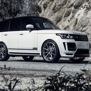 Amazing Land Rover Car