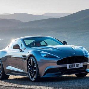 Beautiful Aston Martin Car