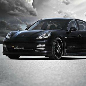 Crazy Porsche Panamera Game