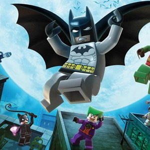 Lego Batman In Action Jigsaw
