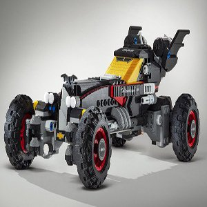 Lego Batmobile Chevrolet