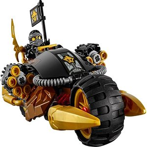 Lego Blaster Bike Ninjago