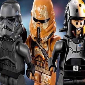 Lego Star Wars Winter