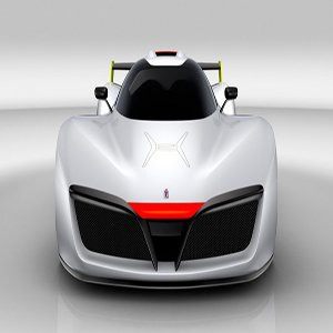 Pininfarina Speed Race Car