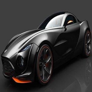 Rossin Bertin Vorax Coupe