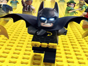 The LEGO Batman Movie-Hidden Spots